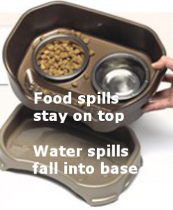 Neater Feeder dog bowls